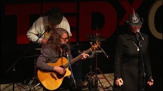 Lori Paul & Spiderlodge Perform | Lori Paul & Spiderlodge | TEDxChilliwack