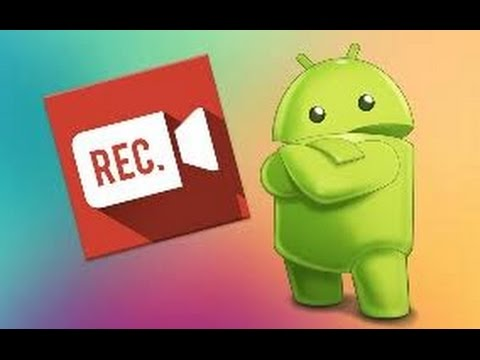 HowTo: Record screen(HD,FULLHD,4K) on Android