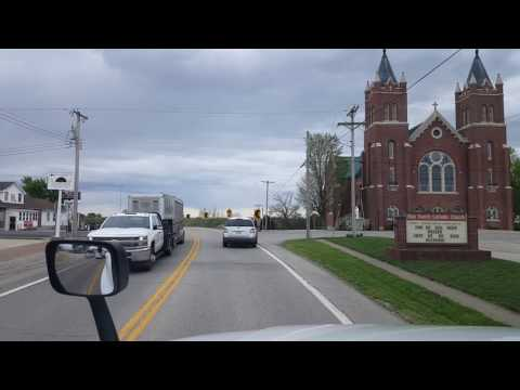 BigRigTravels - Freeburg, Missouri to near Jefferson City on US Highway 63 - April 17, 2017