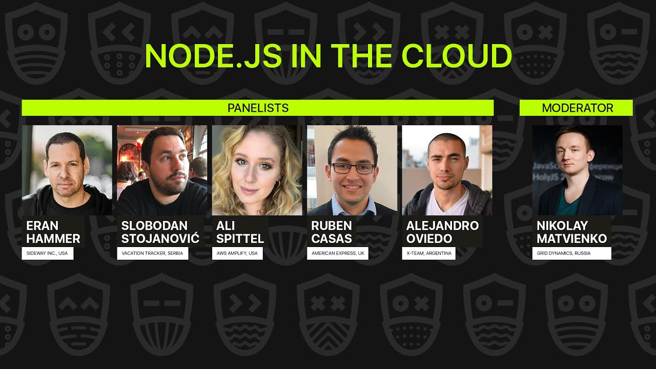 Node.js in the Cloud