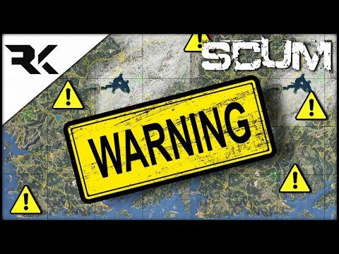 Scum - UPDATE [[WARNING]] YOU ARE NOT SAFE!