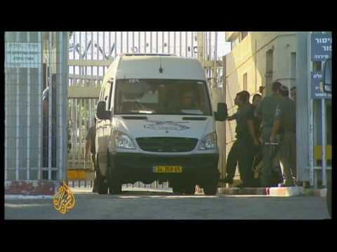 Israeli guards 'humiliated inmates'- 16 Sept 09
