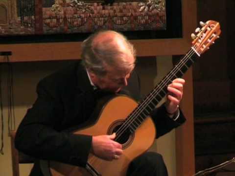 J.S. BACH- SUITE BWV 1007 PART TWO- John Mills