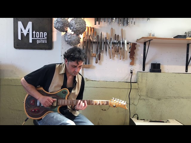 M-tone Guitars- Flight Risk 11 - part 1