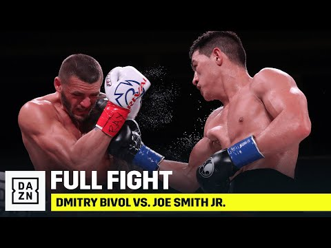 Дмитрий Бивол - Джо Смит / Dmitry Bivol vs. Joe Smith Jr