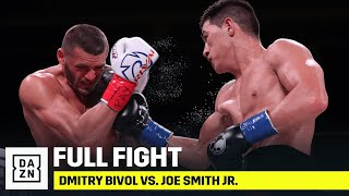 FULL FIGHT | Dmitry Bivol vs. Joe Smith Jr
