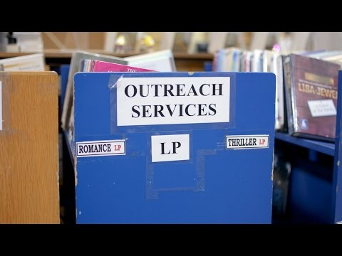 Outreach Library Service