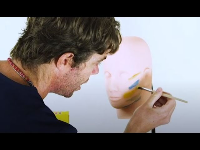 Buccal Fat Pad Sculpting | Face & Cheek Balancing with Peaks & Valleys - Shadows & Curves