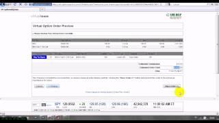 Cara Trading Options Virtual di OptionsXpress