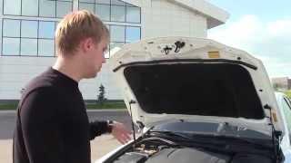 Обзор Lexus IS 250 2012. AlexMacLean