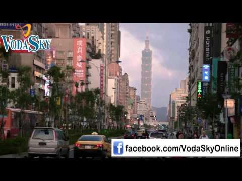 Taipei Travel Guide VodaSky