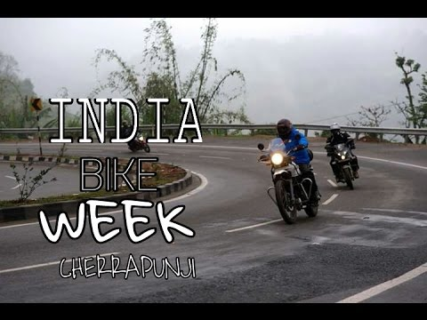 India Bike Week - Iconic Five | Cherrapunji | Vlog