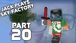 The END is here! Jack plays Sky Factory Part 20!