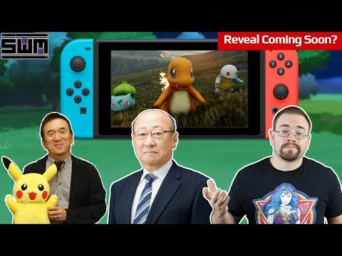 Is A Pokemon Switch Reveal Coming Soon?