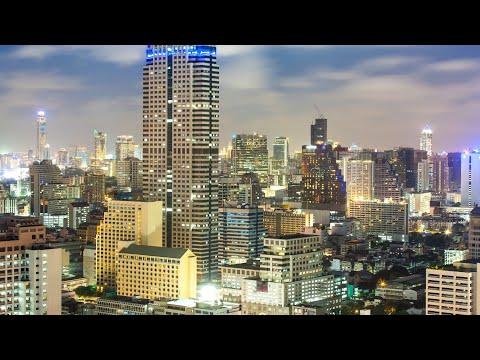 Shanghai China 2020 4K