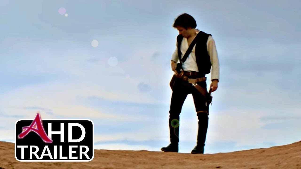 Solo:(2018) A Star Wars Story – Official Teaser Trailer – Alden Ehrenreich, Donald Glover Film FM