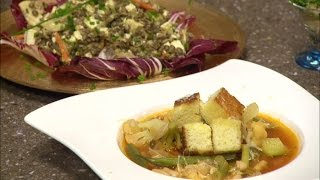 Superfoods with Chef Walter Staib: Beans + Lentils