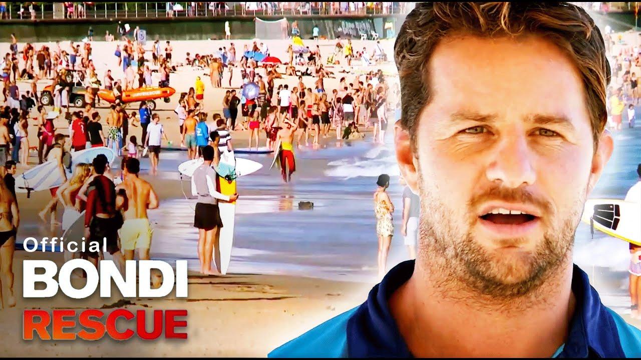 Download Shark Sighting at Bondi Beach, Australia Causes Chaos!
