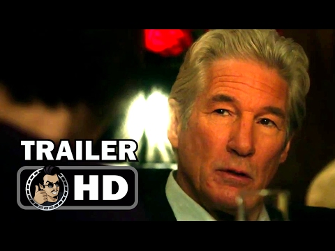 THE DINNER Official Trailer (2017) Richard Gere, Rebecca Hall Thriller Movie HD