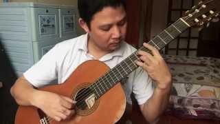 Hướng dẫn tập guitar bài Mẹ Yêu Con - NS Nguyễn Văn Tý