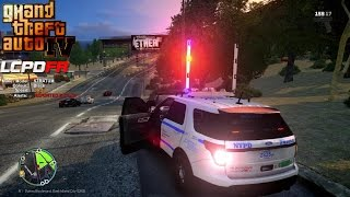 Grand Theft Auto IV - LCPDFR 1.0D - EPiSODE 5 - NYPD HIGHWAY PATROL