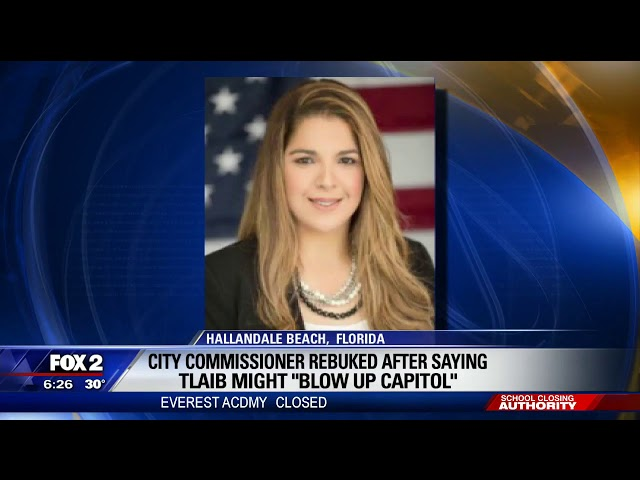 Video: CAIR-FL Calls for Resignation of Official Who Said Muslim Rep. Might 'Blow Up' Capitol Hill