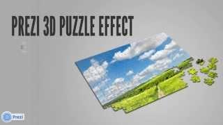 3d Puzzle Effect In Prezi
