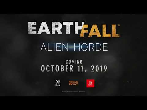 Co-op shooter Earthfall coming to Nintendo Switch October 11