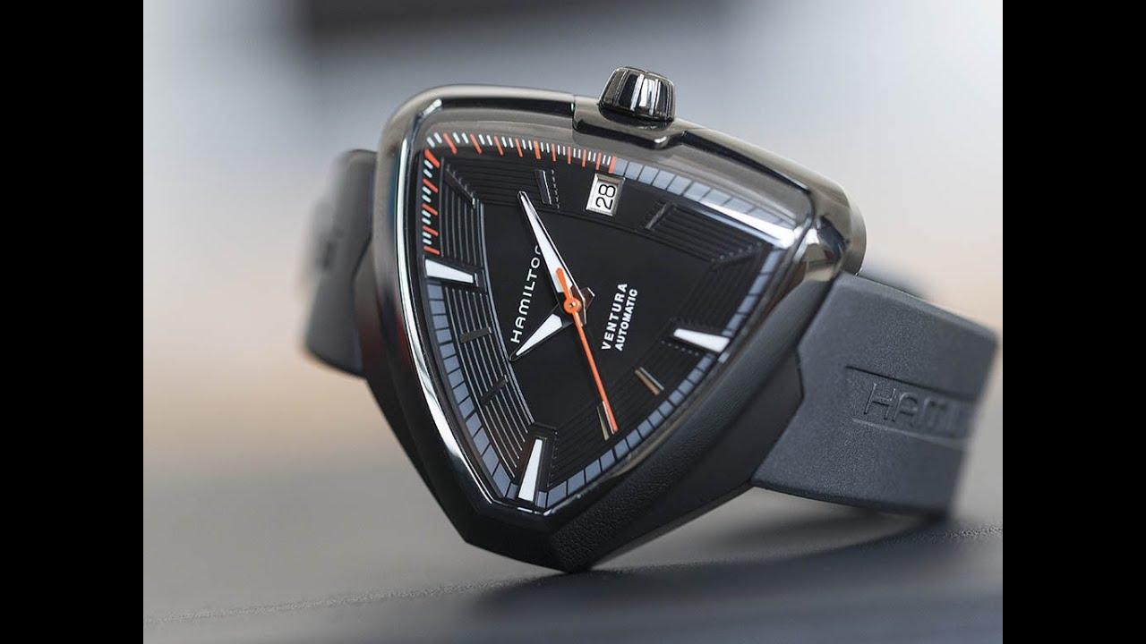 Best Investment Watches >> Hands On: Hamilton Ventura Elvis80 Auto - YouTube