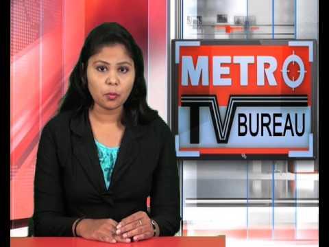 metro tv bureau afternoon bulletin 13 04 2017 youtube. Black Bedroom Furniture Sets. Home Design Ideas