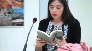 LUNA MIGUEL lee poemas de LA TUMBA DEL MARINERO (1)