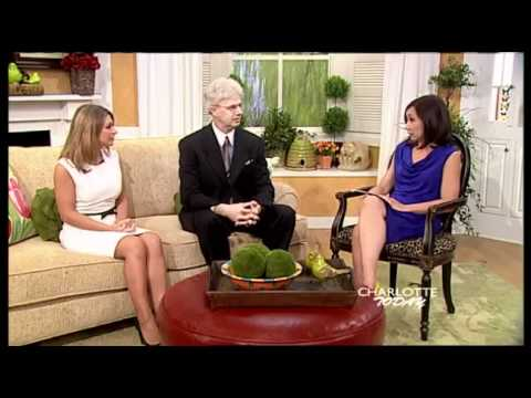 Cellulaze Anti Cellulite Treatment Presnted on Charlotte Today with Edward Bednar, MD