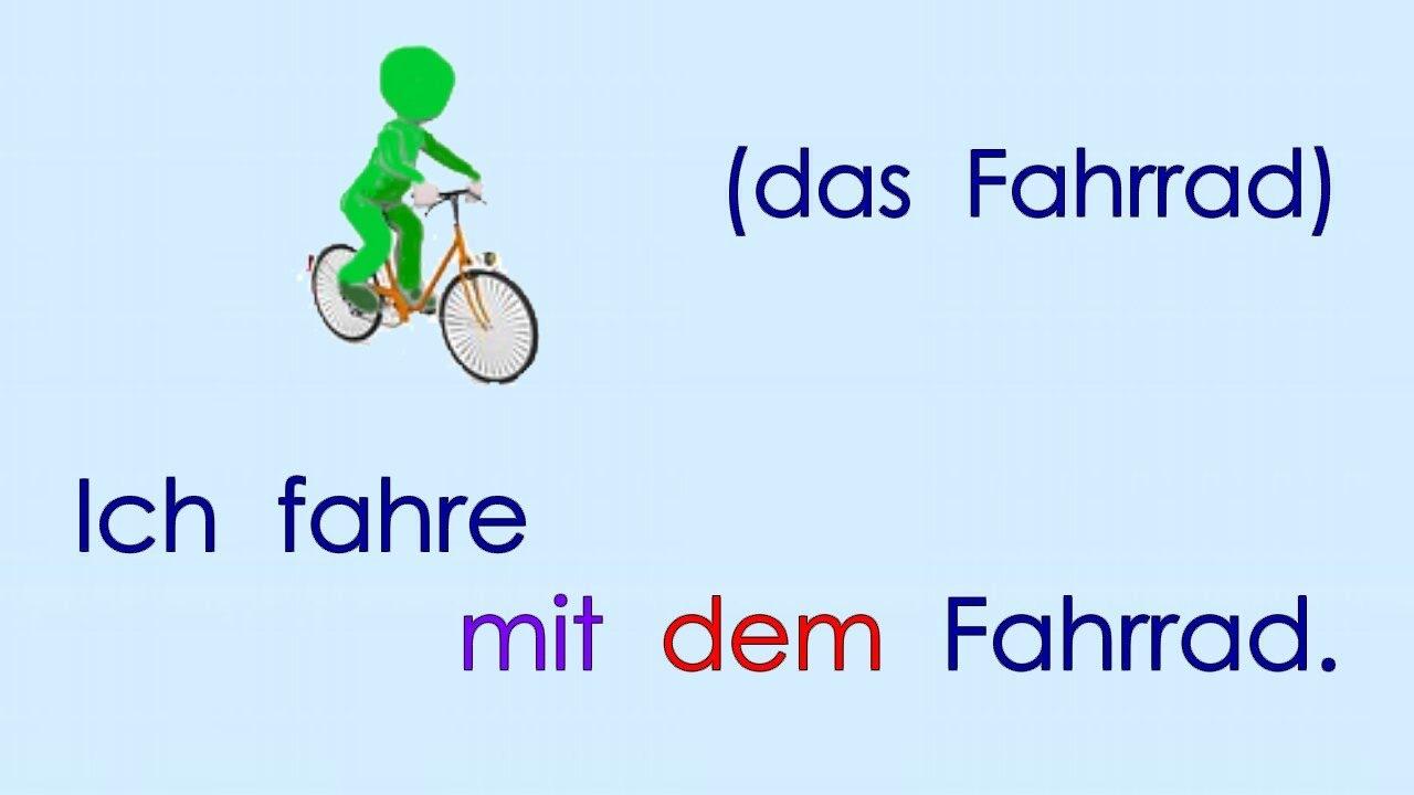 Deutsch Lernen Grammatik 15 Mit Dem Neben Der Dativ Pr Positionen Mit Dativ Youtube