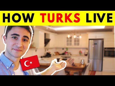 Idiot's Guide to Turkish Apartments
