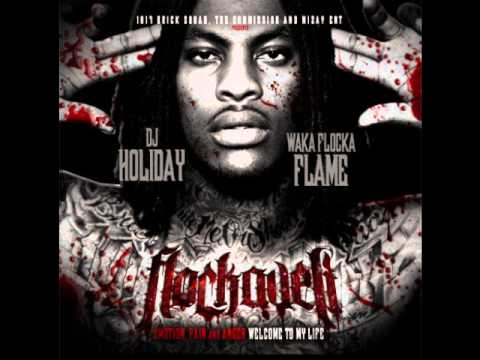 Waka Flocka Flame- Flockaveli- Hard in da Paint