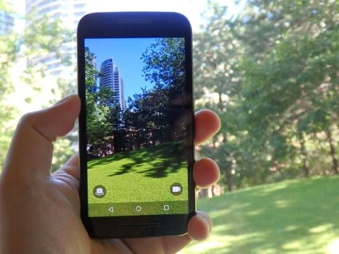 Motorola Moto G4-Camera Monitor with the Best