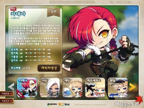 MapleStory – New Nova Thief Class Opinion Strengths and Weaknesses