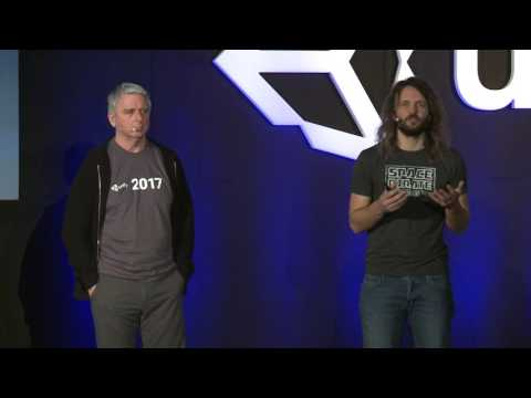 Unity GDC 2017 Keynote - Unity 2017, Future of Graphics, Empowering Artists  [5/6]