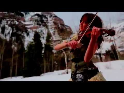 Lindsey Stirling: Skyrim - Remix by TheGothiccheater