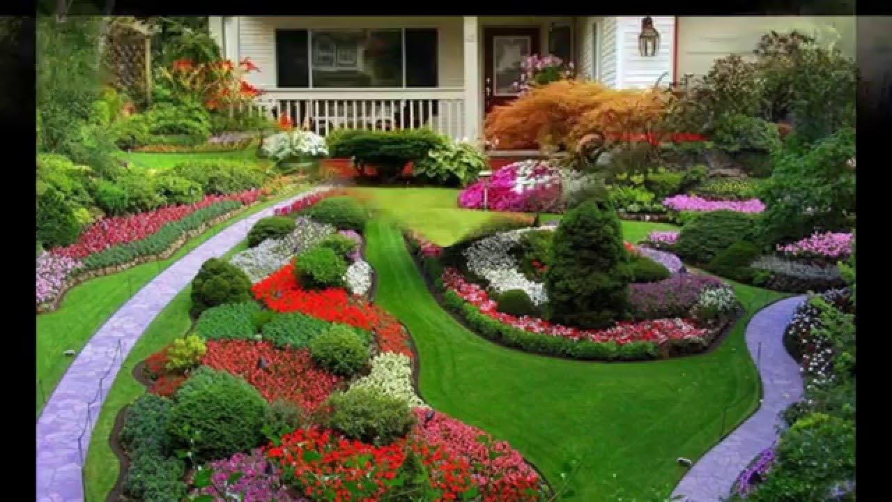 Garden Ideas Landscape garden design ideas Pictures ...