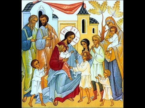 """The Icon As Scripture"" - a lecture on Orthodox Christian Iconography"