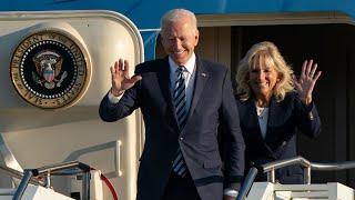 video: Joe Biden fears Britain is 'inflaming' tension in Ireland and EU