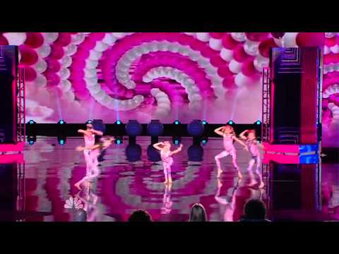 Fresh Faces - America's Got Talent 2013 Season 8 - Radio City Music Hall