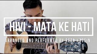 HIVI - MATA KE HATI (Fingerstyle Acoustic Cover) - Ost.Dear Nathan