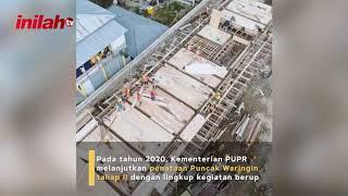 Kementerian PUPR Lanjutkan Penataan Puncak Waringin Sebagai Pusat Cindramata di KSPN Labuan Bajo - inilah.com