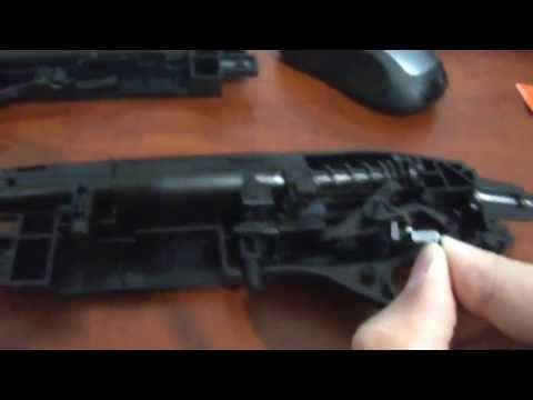Putting Back together the S&W 3000 Airsoft shotgun
