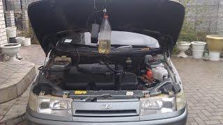 Видеообзор: Как проверить расход бензина в автомобиле и как чистить инжектор не розбирая двигатель