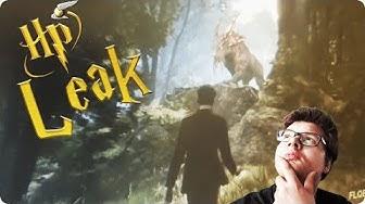 NEUES HARRY POTTER SPIEL? | Reddit Gameplay Leak