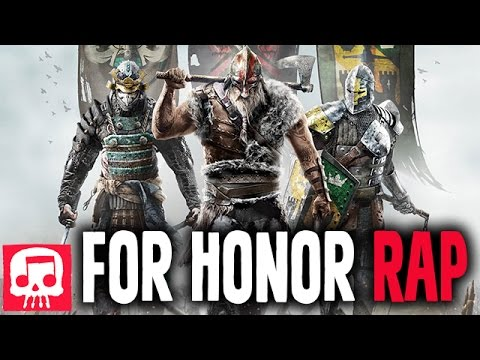 "FOR HONOR RAP by JT Music Feat. TrollfesT - ""Deus Vult"""