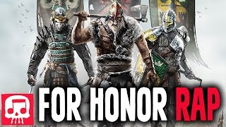 """FOR HONOR RAP by JT Music Feat. TrollfesT - """"Deus Vult"""""""